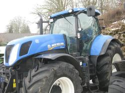 New Holland T 7 / 250