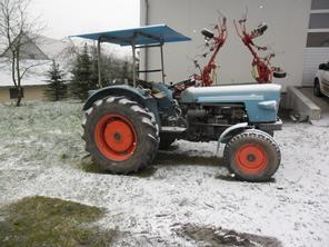 eicher k nigstiger 3253 traktoren gebraucht in 36286. Black Bedroom Furniture Sets. Home Design Ideas