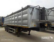 WIELTON Semitrailer Tipper Alu-square sided body