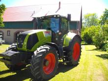 Traktoren - Claas Axion 810 C MATIC