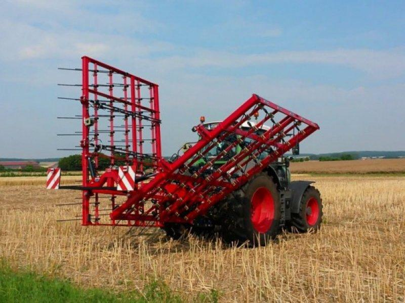 Waeving Machinery Stubble Rake 750