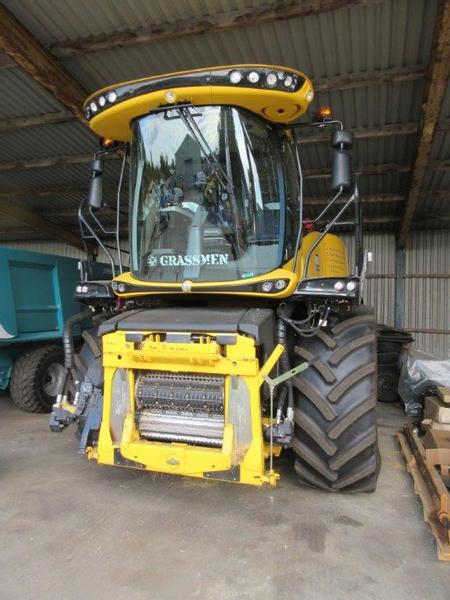 New Holland FR 650 Forager