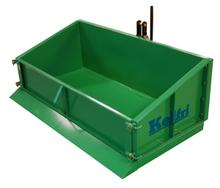DPM Kellfri Dreipunkt 1,8m Heckcontainer Transportbox