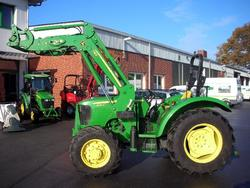 John Deere 5065E open Station