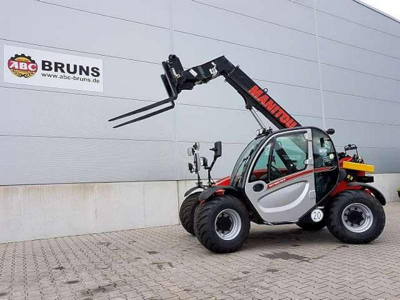 Manitou MLT 625