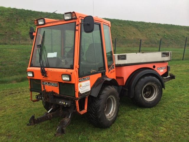 Holder C 9.72 H C-Trak Kommunalschlepper 40km/h