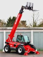 Manitou Manitou MT 1233 S Serie II 4x4x4 - 12m / 3.3t.