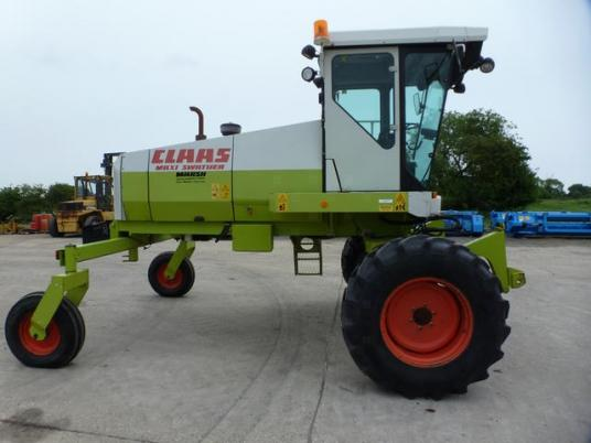 Sonstige used swather claas maxi d'occasion