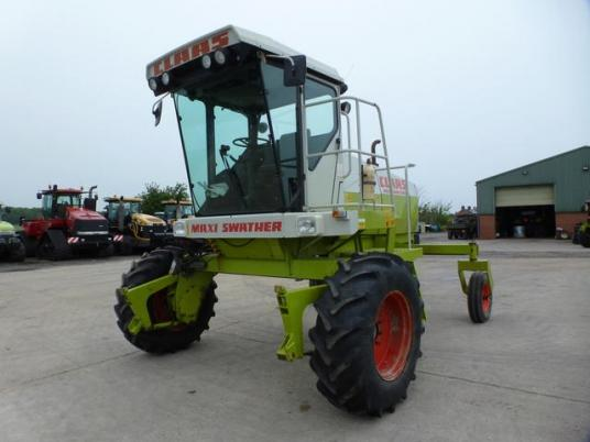 Sonstige used windrower CLAAS MAZI SWATHER d'occasion