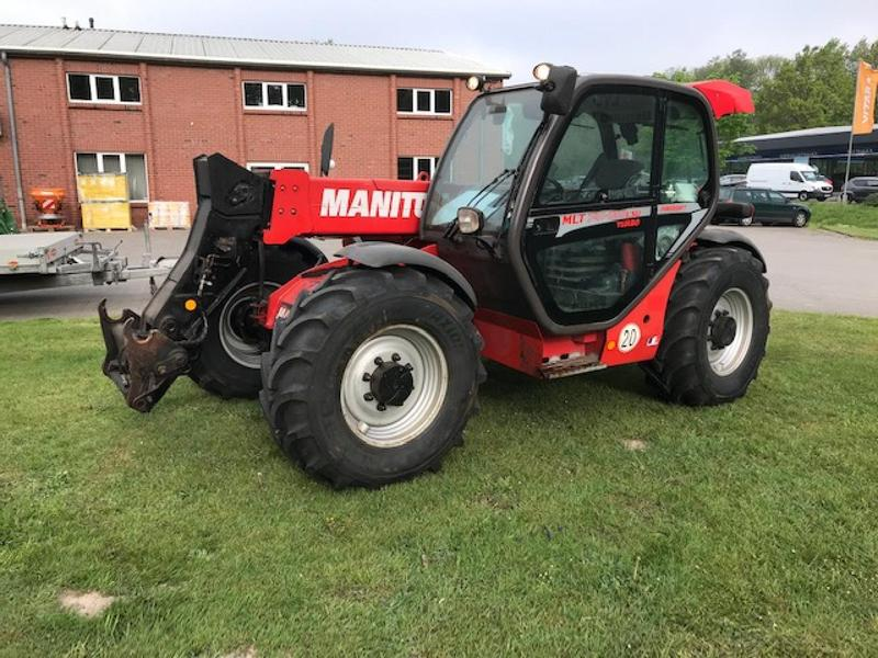 Manitou MLT 741 -120