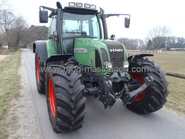 Fendt 712 Vario