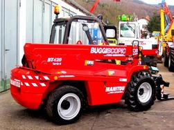 Manitou Manitou BT 420 BUGGISCOPIC - 4x4 - 4m / 2.0t.