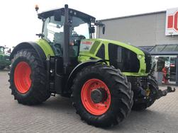 Claas Axion 920 **FZW**