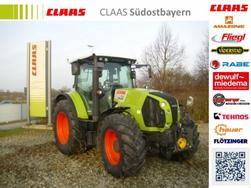 Claas ARION 650 CMATIC Vorführmaschine Klimaautomatik, MP3-Radio