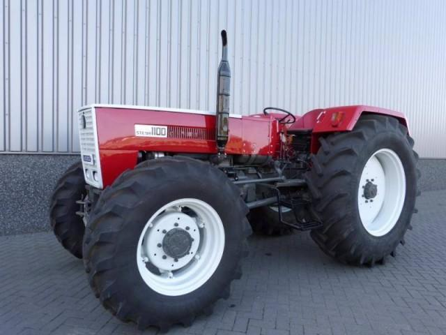 Steyr 1100 Online auction