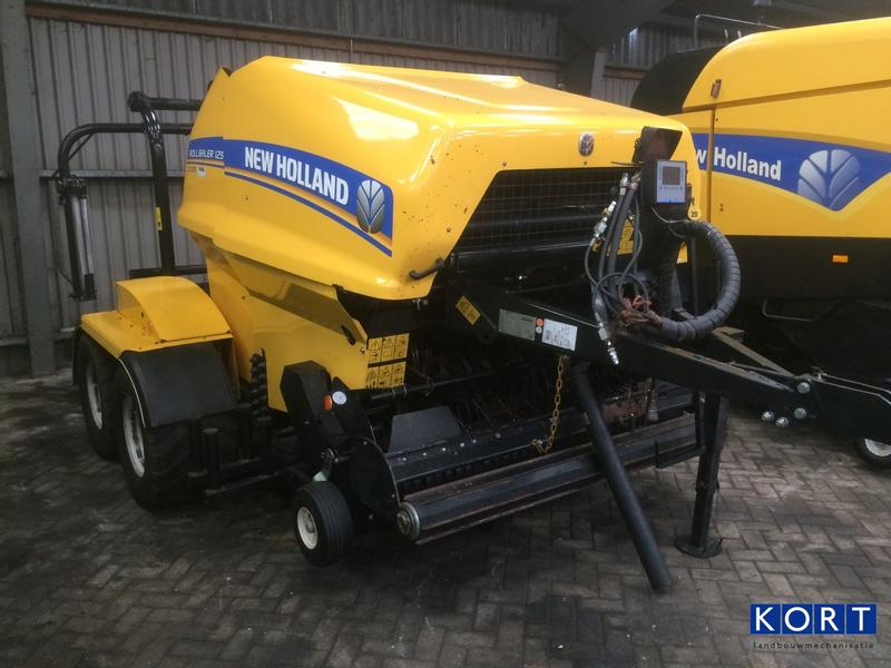 New Holland RB125