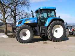 New Holland T7530 AC