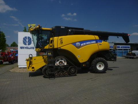 New Holland CR 9080 Raupe