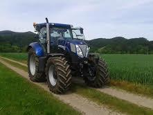 New Holland T 7.200 AC.