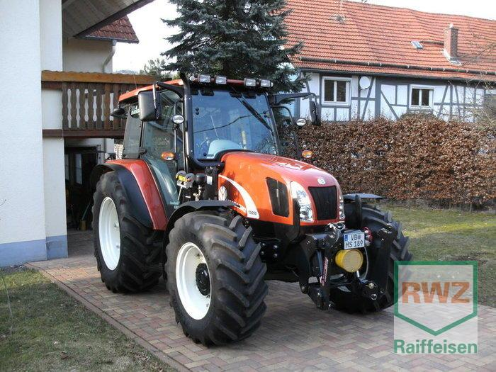 New Holland T5050 Limited Edition