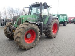 Fendt FAVORIT 818 VARIO