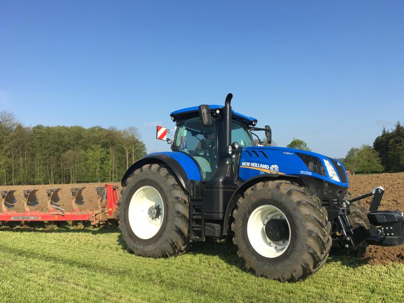 New Holland T 7.290 HD