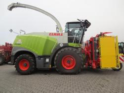 Claas JAGUAR 940 TIER 4