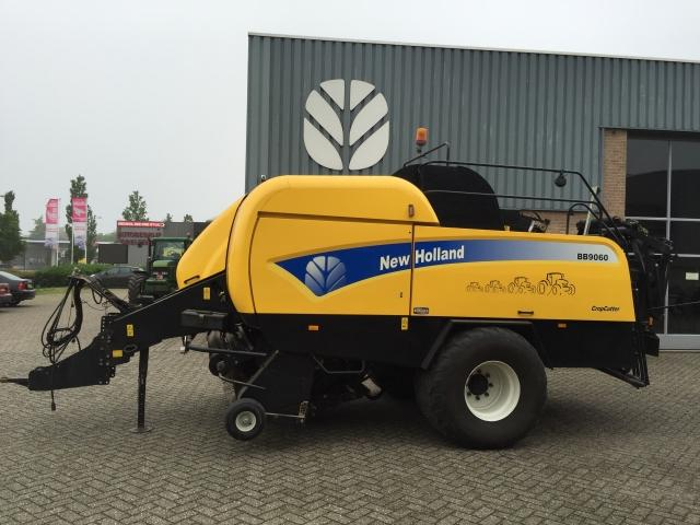 New Holland Grootpakpers