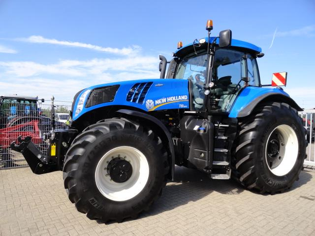 New Holland T 8.420 Autocommand