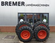 Michelin Claas ARES ARION XeoBib 650/60 R 38 und 520/60 R 28