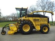 Self-propelled forage harvesters - New Holland Fx 375