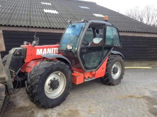 Manitou 741-120 LSU Powershift