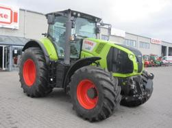 Claas Axion 830 Hexashift