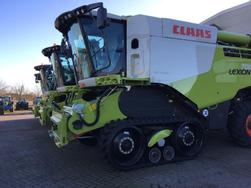 Claas Lexion 780 TerraTrac **Bj. 2016**