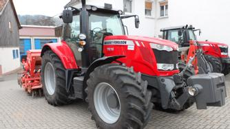Massey Ferguson MF 7616 D6 Efficient