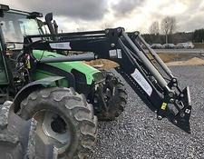 INTER-TECH Frontlader, Inter-Tech IT 1600, Deutz Agrotron 6.45, usw.