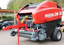 Mascar Variable Runballenpresse MONSTER CUT 770