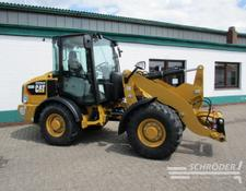 Caterpillar Radlader 906 M