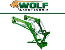 Metal-Technik Tytan MT-01   PROFI Frontlader John Deere New Holland Fendt
