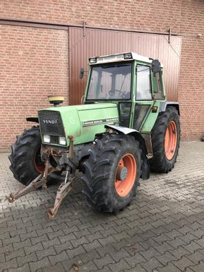 Fendt Farmer 309 LSA turbo