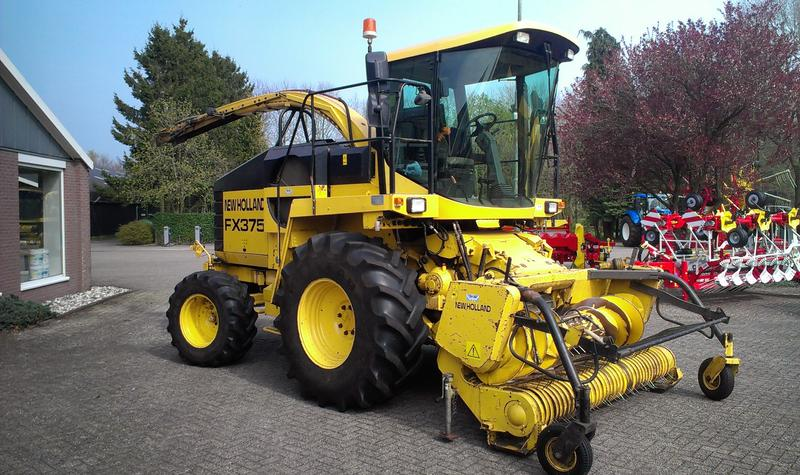 New Holland FX375 2WD