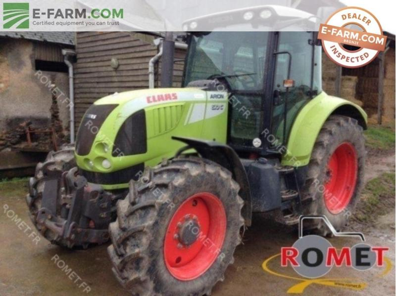Claas ARION610 sle