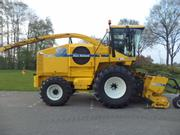 Self-propelled forage harvesters - New Holland FX60