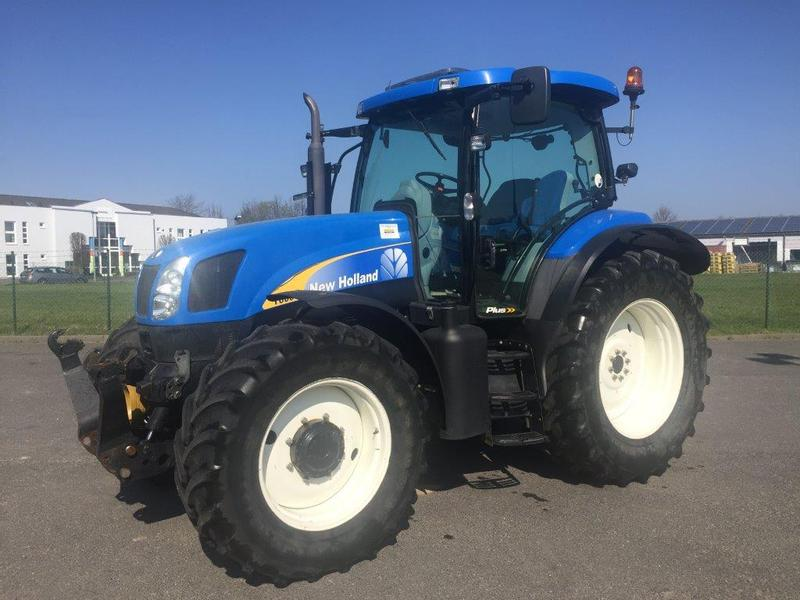 New Holland T6030 EC