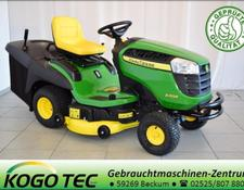 john deere x155r rasenm her aufsitzrasenm her gebraucht. Black Bedroom Furniture Sets. Home Design Ideas