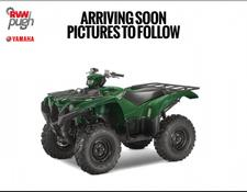 Yamaha 550 Grizzly ATV 4x4 in Green.
