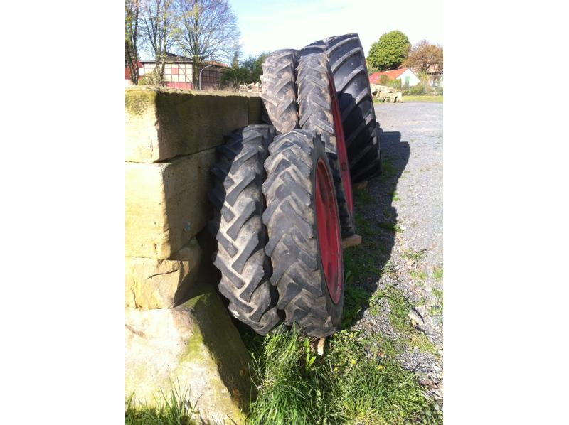 Michelin 9.5-48 bzw. 230/95R48 & 9.5-32 bzw. 230/95R32 Fendt Favorit