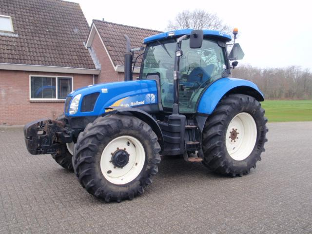 New Holland T6050 Range Command T3 4 cil.turbo