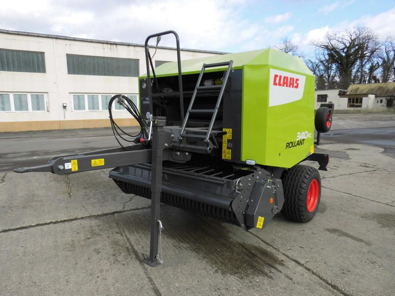 Claas ROLLANT 340 RC PRO