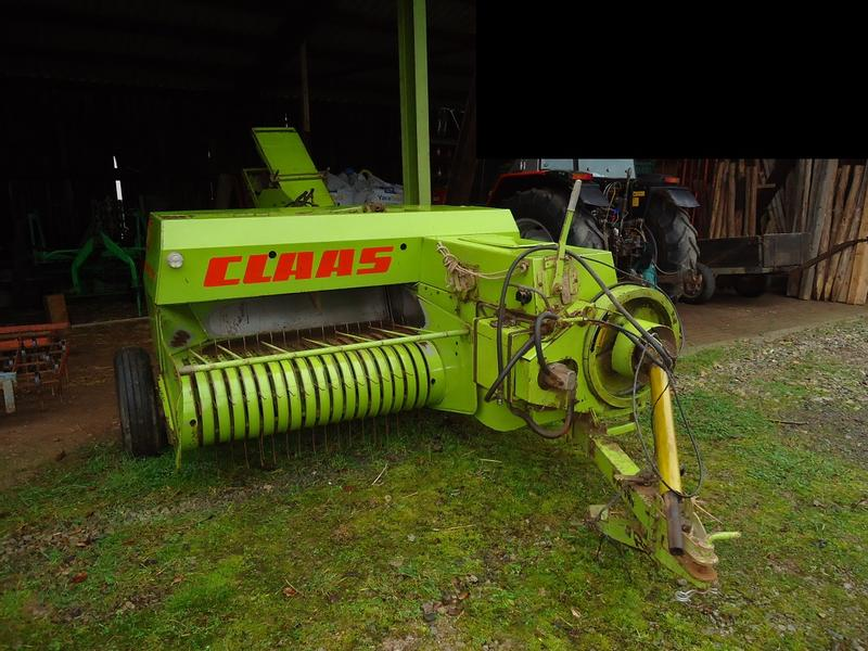 Claas Markant  50  +Schleuder